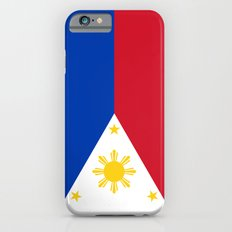 Republic of the Philippines national flag (50% of commission WILL go to help them recover) Slim Case iPhone 6s
