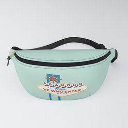 Sin City Fanny Pack