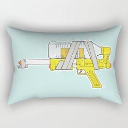 Child Friendly Flamethrower Rectangular Pillow