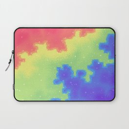 Rainbow Pride Flag Galaxy Laptop Sleeve