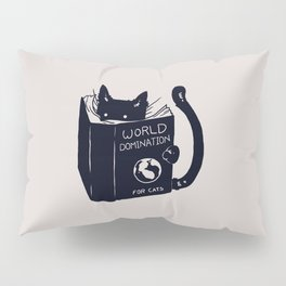 World Domination For Cats Kissenbezug