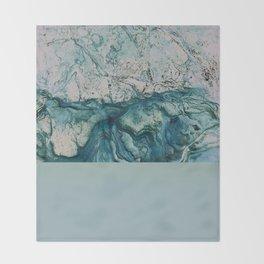 underwater II Throw Blanket