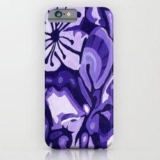 Cherry Blossom (Purple) iPhone 6s Slim Case