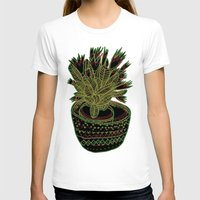 plant T-shirts featuring Plant by Ali Hunter
