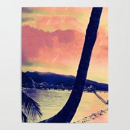 Tempest Island (Warmer Version) Poster