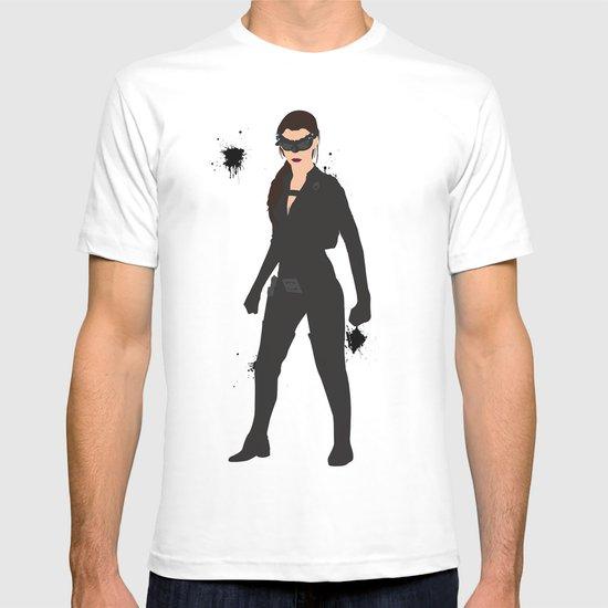 The Dark Knight: Catwoman T-shirt