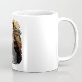 Hugh Jackman Mona Lisa Face Swap Coffee Mug