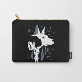 Anime Noke Wolf Carry-All Pouch
