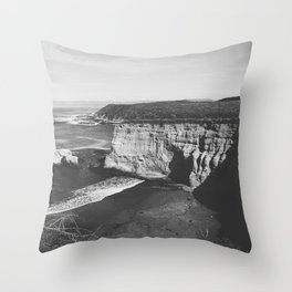 Secret Cove Throw Pillow