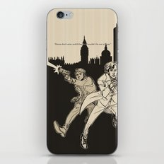 Heroes iPhone & iPod Skin