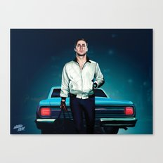 'Drive' Ryan Gosling Canvas Print