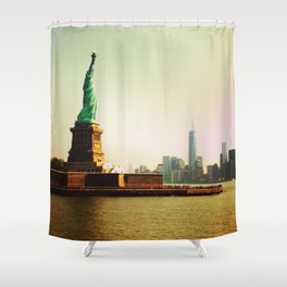 Freedom & Liberty Shower Curtain