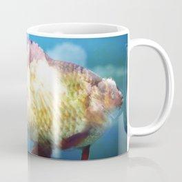 Fish Clouds Coffee Mug