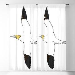 Flying Gannet Blackout Curtain