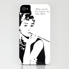 AUDREY HEPBURN Slim Case iPhone (4, 4s)
