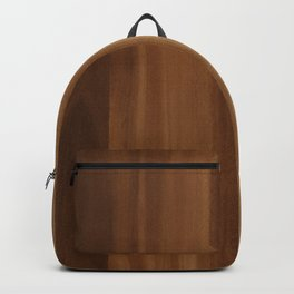 Wooden brown hardwood background with natural pattern Backpack