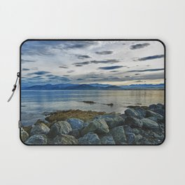 Dusk over South Bay, New Zealand Laptop Sleeve