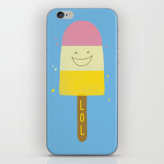 LOL-LY iPhone & iPod Skin