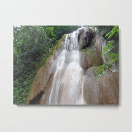 Thailand 2014, Waterfall Metal Print