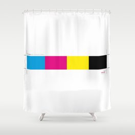Print Proof Shower Curtain