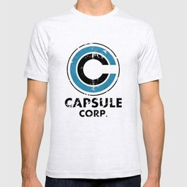 Capsule Corp Vintage bright T-shirt