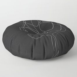 Lovers DarkVersion Floor Pillow