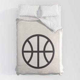 Basketball - Balls Serie Duvet Cover
