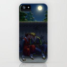 Chuseok iPhone Case