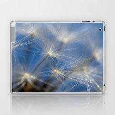 Dandelion Seed Head Laptop & iPad Skin