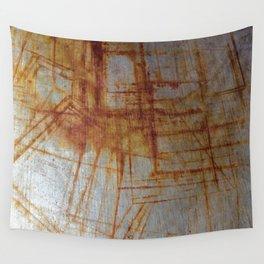 Rusty Boxy Wall Tapestry