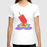 popsicle T-shirts featuring Popsicle by BTP Designs