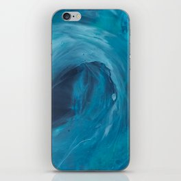 Wave Vortex iPhone Skin