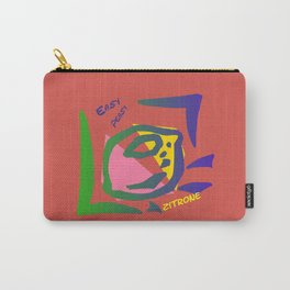 Esay Zitrone Carry-All Pouch