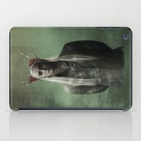 thranduil iPad Cases featuring The Great King Thranduil by LindaMarieAnson