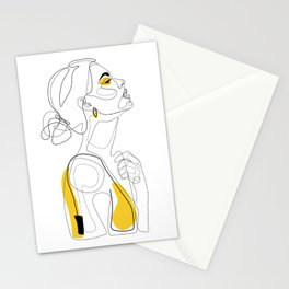 Color Beauty Stationery Cards