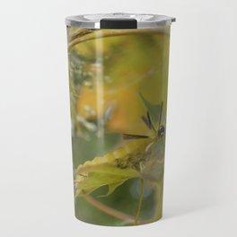Cute Creeping Caterpillar Travel Mug