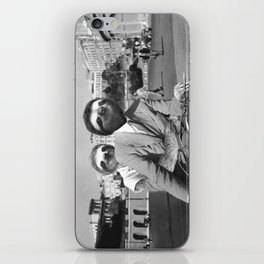 Sloth in Roman Holiday iPhone Skin