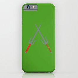 Cowabunga (Raphael Version) iPhone Case