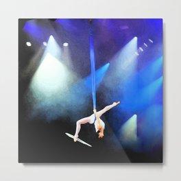 Ballerina Christina Metal Print