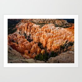 Hoodoo Love Art Print