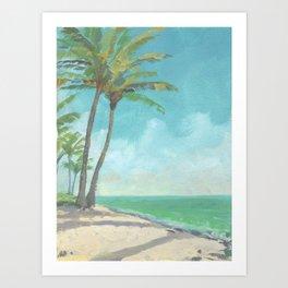 PUNTA CANA 05, by Frank-Joseph Art Print