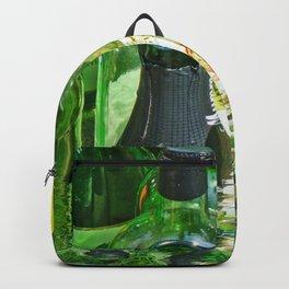 Bottles in water Backpack