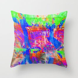 20180916 Throw Pillow