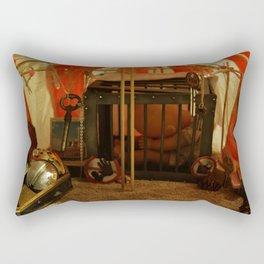 Foire aux Monstres Rectangular Pillow