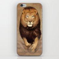 hunter iPhone & iPod Skins featuring Hunter by Qaizor