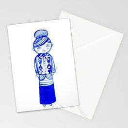 Doll I Stationery Cards