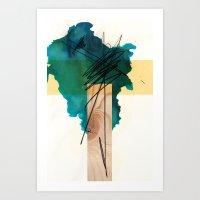 Woodone Art Print