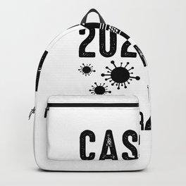 Cashier 2020 Quarantined - Social Distancing Backpack