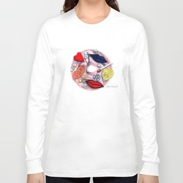 Stella Couture Donut Long Sleeve T-shirt