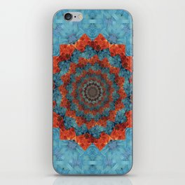 Blossoming woe iPhone Skin